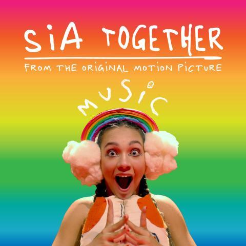 Sia slipper ny singel fra sin kommende film Music