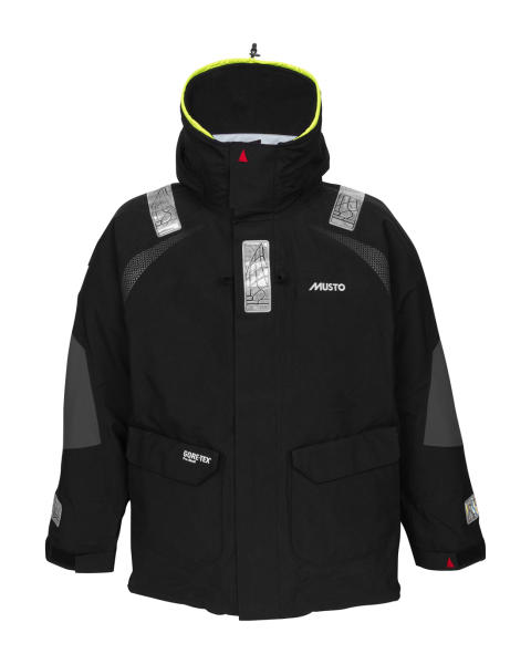 Musto MPX Offshore Race Jacket Black