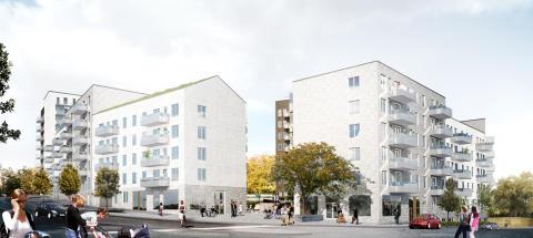 Pressinbjudan: Första gjutningen hos Einar Mattsson - Sundbybergs stadshus ersätts med bostäder