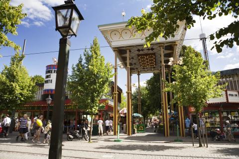 Parks and Resorts sammanställer sommarsäsongen 2012