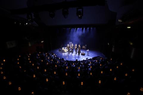 The Four Freshmen 160817 Oslo Jazzfestival