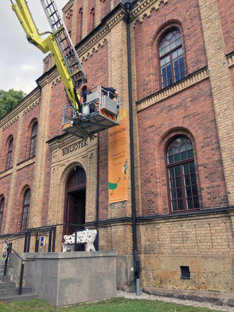 PRESSINBJUDAN: Vi inviger Allemansland
