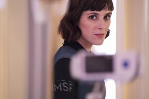 Clémentine Poidatz i MARS säsongspremiär på National Geographic  söndag den 11 november kl 21.00