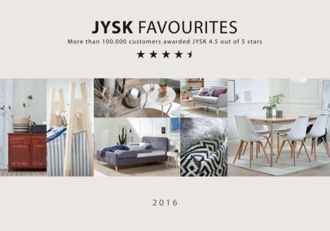 Markant framgång för JYSK Nordic
