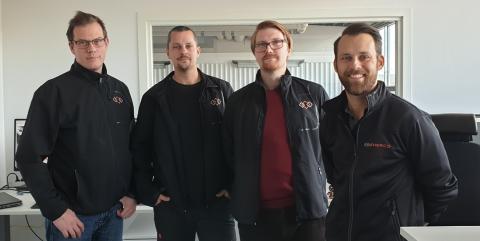 Enerco Engineering & Automation växer och etablerar sig i Borlänge