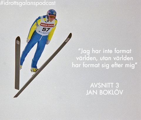 """Jan Boklöv: """"Jag har inte format världen, utan världen har format sig efter mig"""""""