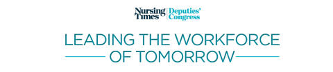 Finegreen exhibiting at the 2nd Annual Nursing Times - Deputies' Congress