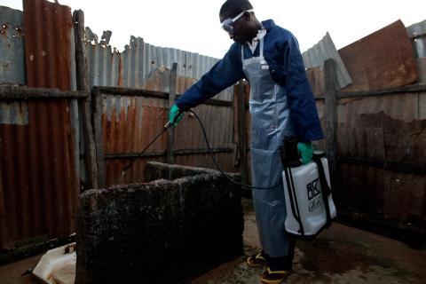 Framgångar för drickbart vaccin mot kolera