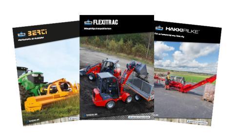Fler nya broschyrer