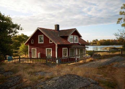 Axel Sjöbergs hus