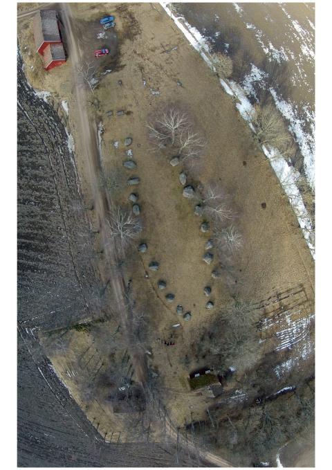 Askeberga - en viktig mötesplats i forntid