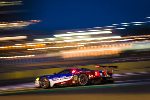 A Ford GT versenyprogram meghosszabbítása a 2019-es évadig