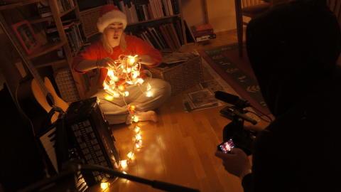 Julkalender med programfilmer inför gymnasievalet