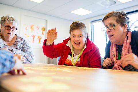 Meningsfulla och lärande aktiviteter, en studie om användning av Tovertafel - ett magiskt bord