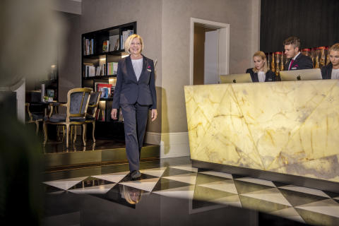 Frauenpower in Schweizer Hotels