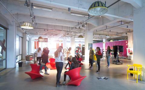Textilmuseet/Textile Fashion Center