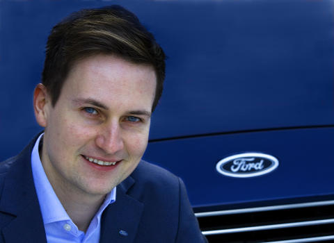 Asgeir Nordeng, Salgsdirektør Ford Motor Norge