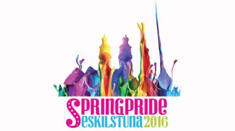 Stella Scott gäst i Lunchfåtöljen inför Springpride i Eskilstuna
