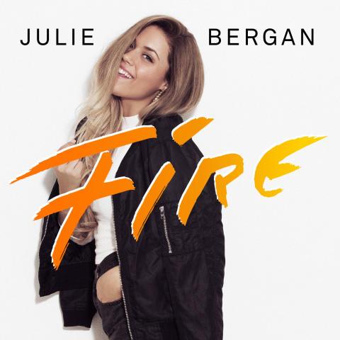 "Ny single fra Julie Bergan - ""Fire"""