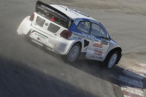 Revanschsuget Volkswagen Dealer Team KMS vill avsluta på topp I Italien