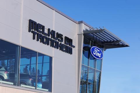 Melhus Bil