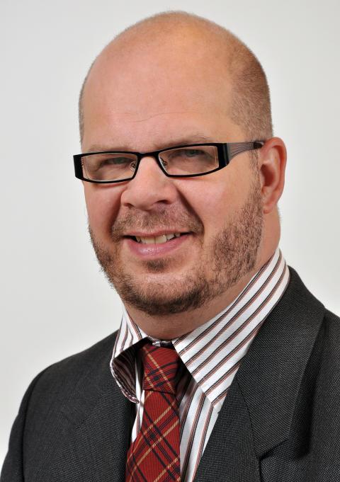 Bild på Johan Sundeen
