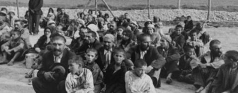 Minnesstund för Förintelsens romska offer