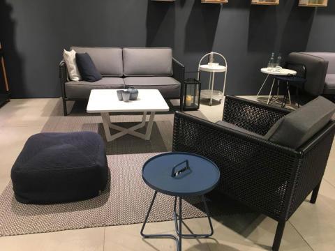 Moments från Cane-line, Stockholm Furniture