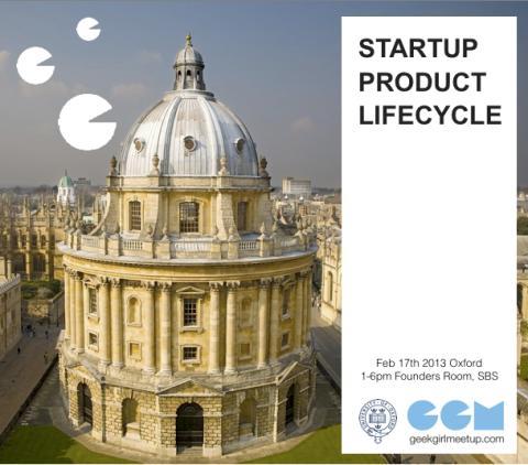GeekGirlMeetup in Oxford - re-dreaming spires