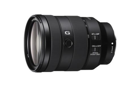 Sonyn uusi kevyt ja kompakti FE 24-105mm F4 G OSS laajakulma zoom-objektiivi laajentaa täyden kinokoon objektiivien tuoteperhettä
