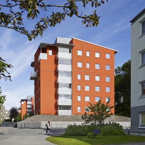 Bostads AB Poseidon är vinnare av Årets bästa renoveringsprojekt