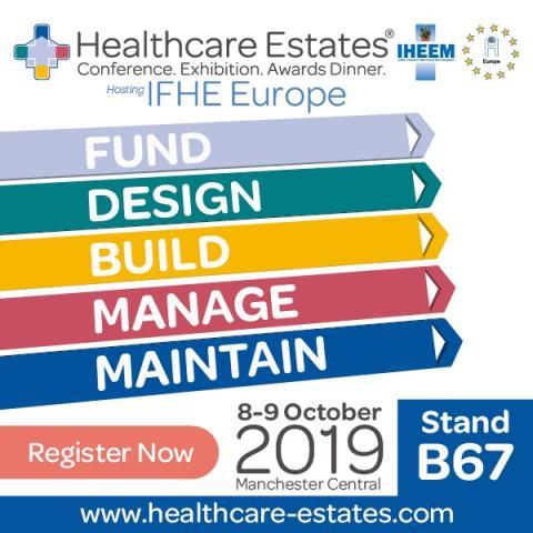 Suomalaista sairaalateknologiaa esillä Healthcare Estates -konferenssissa