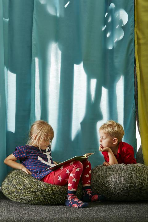 Barnen i fokus vid förnyelse av Stockholms stadsbibliotek