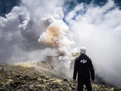 DJI Stories - Predicting Mount Etna 10