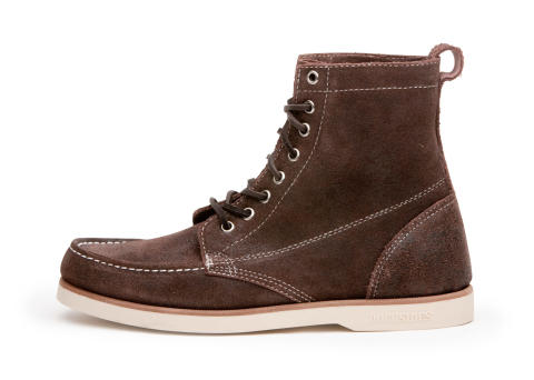 Sebago Fairhaven Boot Brown