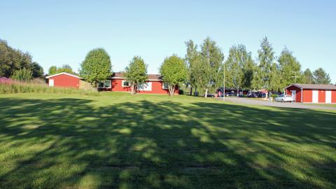 Tänkt byggplats nya bostäder Hovsliden Hackås