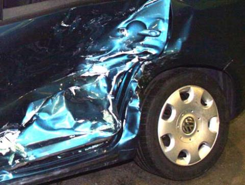Omalle ajoneuvolle sattunut vahinko voi käydä kalliiksi
