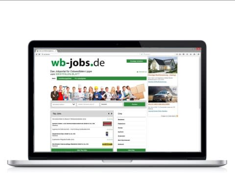 Westfalen-Blatt launcht wb-jobs.de