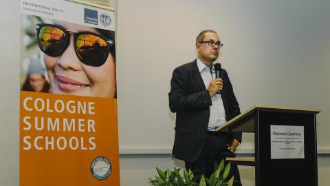 Santander Universitäten fördert erneut Cologne Summer School