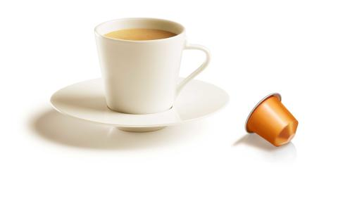 Linizio Lungo cup & capsule