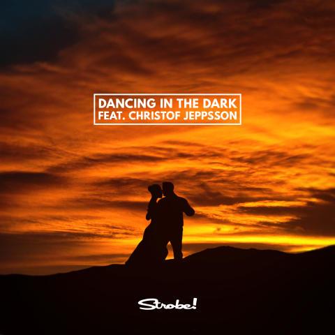 Dancing in the dark, omslag