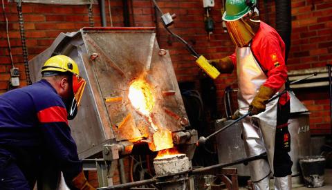 Jönköping University fortsätter utmana inom gjutna material och komponenter