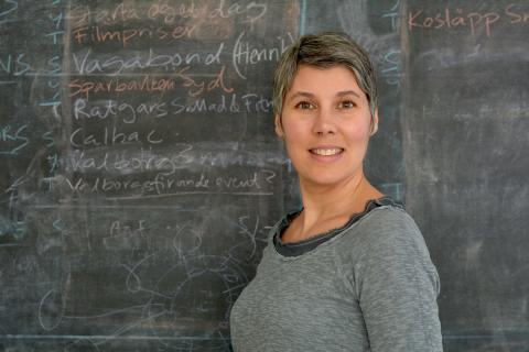 Paula Wilson från Skurup är ny ledamot i Företagarnas riksstyrelse