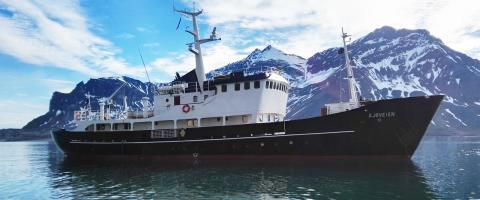 Ny Svalbard-trend: 30 procents ökning av expeditionskryssningar
