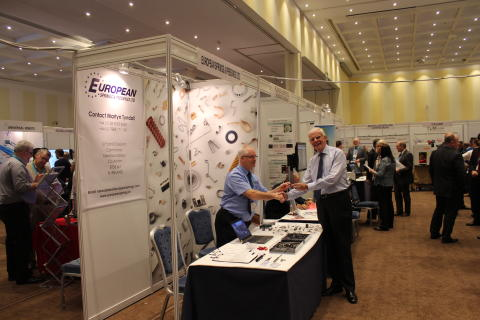 Networking and new spring solutions at the Medtec Ireland show