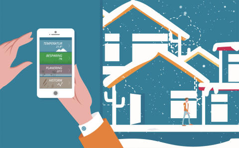 Uppsala energi går nu i frontlinjen för  smarta nät, med ny teknik som ger en direkt ekonomisk nytta för både bolaget och kunderna