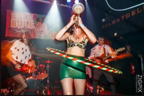 "OH! GUNQUIT: London 'Trash-Bop-Freak-Beats' Drop New Video Single ""So Long Sucker"" | Dirty Water Records"