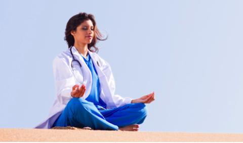 MediYoga – svenskutvecklad yogaform – i sjukvården sedan 2010