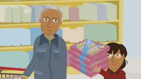 Opratat! Ett webbinarium om opratade saker i familjer med funktionsnedsättning