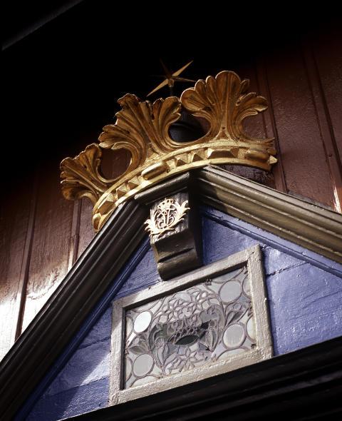 Symbol för Sigtuna - Sveriges första stad